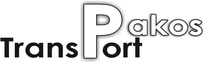Logo Pakos Transport